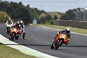 MotoGP Réactions Les deux KTM de nouveau dans les points au Mans