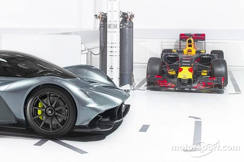 Red Bull et l'automobile (1re partie) - Une affaire qui roule!