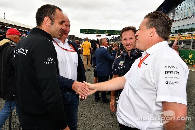 Керівник McLaren сподівається на боротьбу між Алонсо та Хемілтоном
