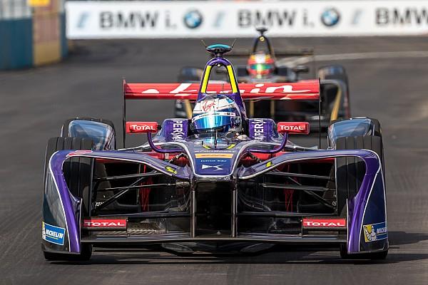 Formel E in New York: Sam Bird schafft den Doppelsieg