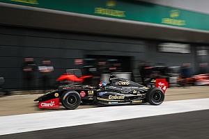 Formula V8 3.5 Reporte de calificación Fittipaldi repite y arrancará primero en las dos mangas de la V8 3.5
