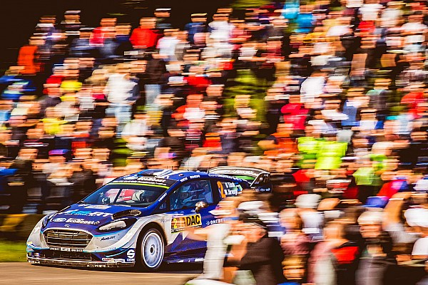 WRC Jerman: Tanak menang, Ogier ambil alih klasemen