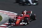 Mercedes dice que el resurgimiento de Ferrari