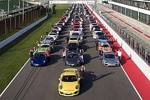 Carrera Cup Italia Comunicati stampa La Carrera Cup Italia per la prima volta nel Porsche Festival