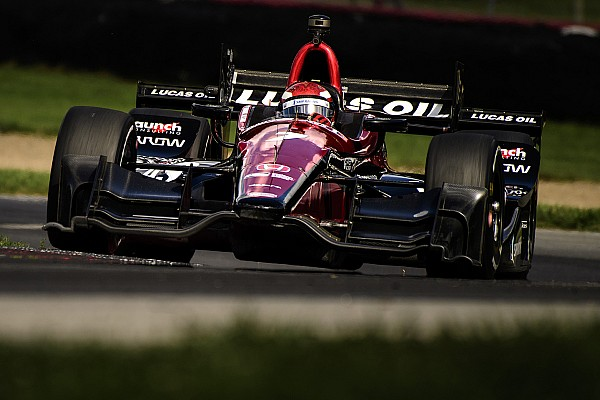 Aleshin verliest IndyCar-zitje bij Schmidt Peterson Motorsports