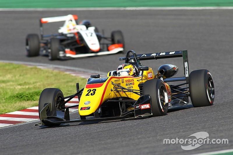 【全日本F3】第5戦:高星明誠が鈴鹿で連勝。今季4勝目で独走態勢