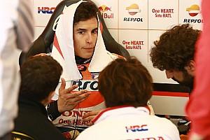 MotoGP Nieuws Problemen Honda volgens Marquez niet opgelost met overwinning