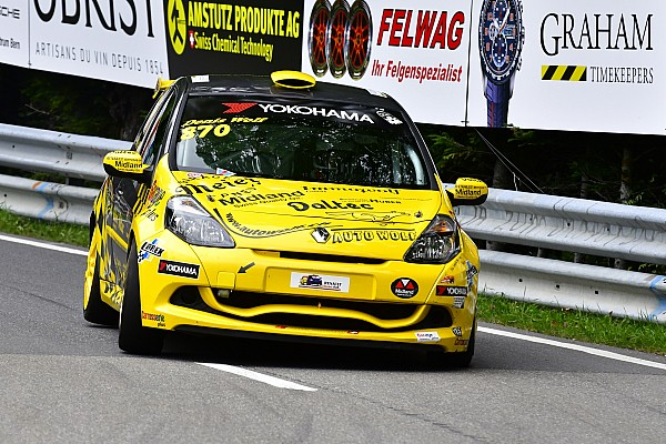 Schweizer markenpokale Rennbericht Renault Classic Cup: Für Krebs und Wolf ging die Rechnung auf