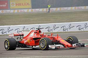 Formula 1 Son dakika Raikkonen, SF70H ile ilk sürüşünde Fiorano rekoruna yaklaşmış!