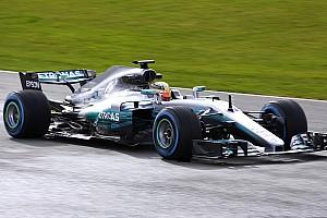 Formel 1 News So heißt der neue Mercedes-Silberpfeil für die Formel-1-Saison 2017