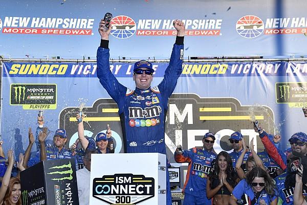 NASCAR Cup Kyle Busch brilla en el  'Big One' y vence en New Hampshire