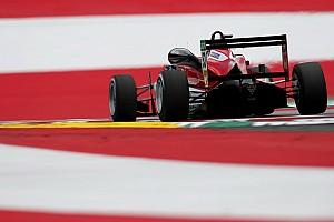 Евро Ф3 Отчет о гонке Илотт сдержал атаки Эрикссона в первой гонке Ф3 в Австрии