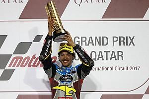 Moto2 Reporte de la carrera Moto2: Aplastante primera victoria de Morbidelli en el mundial