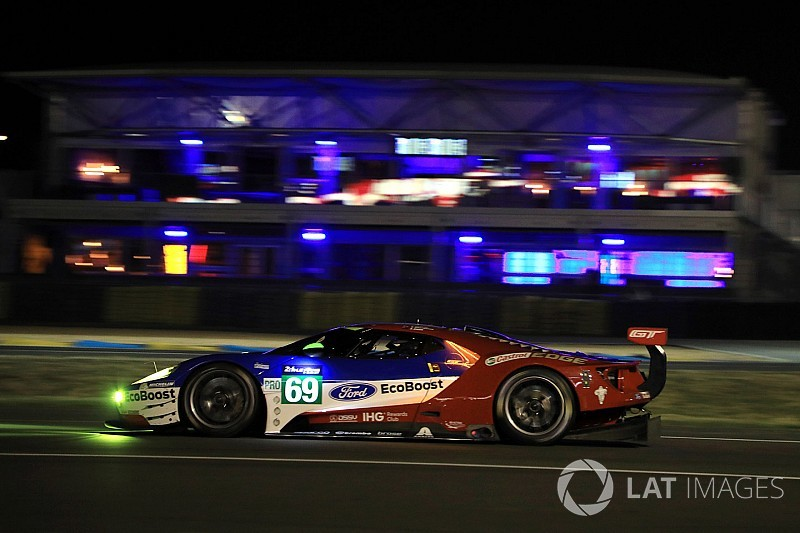 ford not happy with le mans qualifying pace. Black Bedroom Furniture Sets. Home Design Ideas