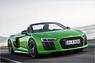 Automotive PS-Upgrade: Mehr Leistung für den Audi R8 Spyder