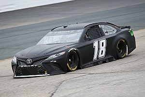 NASCAR Cup Testing report NASCAR completes two-day test at New Hampshire Motor Speedway