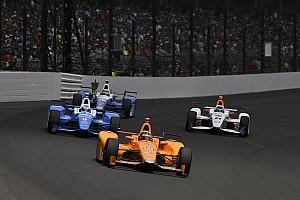 IndyCar Важливі новини Чілтон: Ми виглядали б дурнями, виграй Алонсо Indy 500
