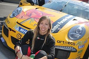 Carrera Cup Italia Ultime notizie Carrera Cup Italia, Vallelunga: i test fanno ben sperare Francesca Linossi