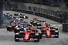 Course - Vettel s'impose, premier doublé Ferrari depuis 2010