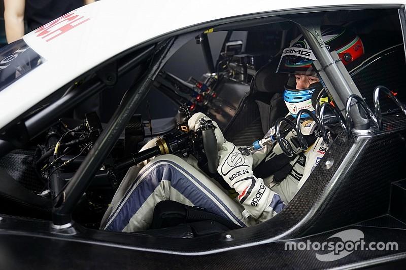 """Di Resta: """"Me ha sorprendido lo rápidos que son los nuevos coches"""""""