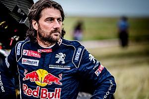El Dakar sustituye a Etienne Lavigne por David Castera