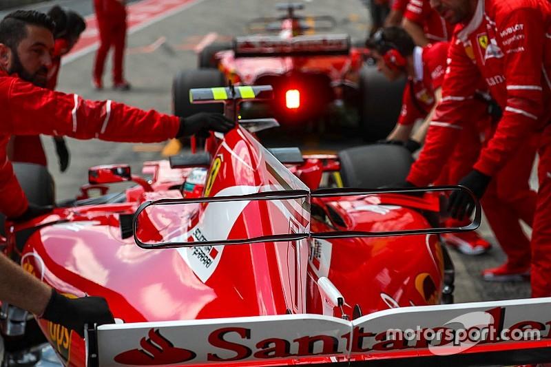 "Ferrari'den ""ailevi"" sebeplerle ayrılan Sassi, Mercedes'e geçebilir"