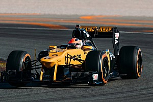 Renault insiste : Kubica ne roulera pas en Grand Prix cette année