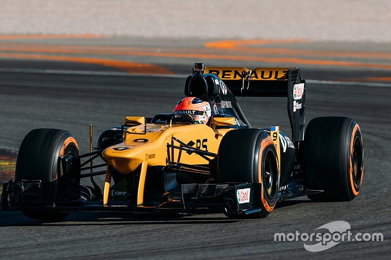 """""""The pace is there"""" for Kubica's F1 return, says Renault"""