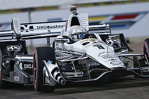 IndyCar Réactions Pagenaud ne comprend pas sa 16e place à Detroit