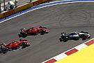 Формула 1 У Сочі задумали змінити конфігурацію траси для збільшення кількості обгонів