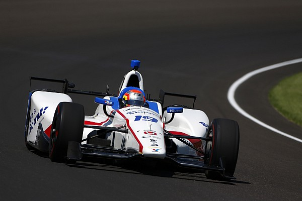 IndyCar Indy 500: Jones clocks 233mph in final practice before qualifying