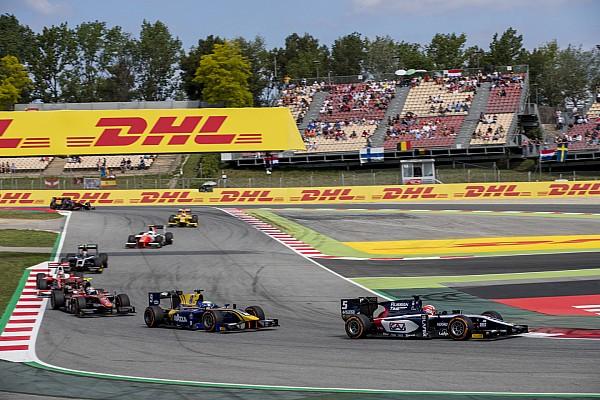 FIA F2 Nieuws Nieuwe Formule 2-wagen gaat F1 achterna