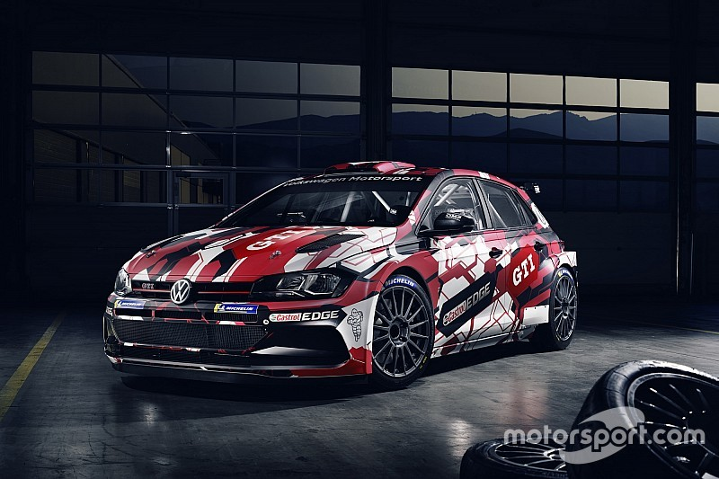 volkswagen svela la livrea della polo gti r5 che esordir al rally di catalogna 2018 wrc news. Black Bedroom Furniture Sets. Home Design Ideas