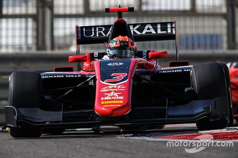 GP3 в Абу-Дабі: Мазепін виграв останню гонку в історії серії