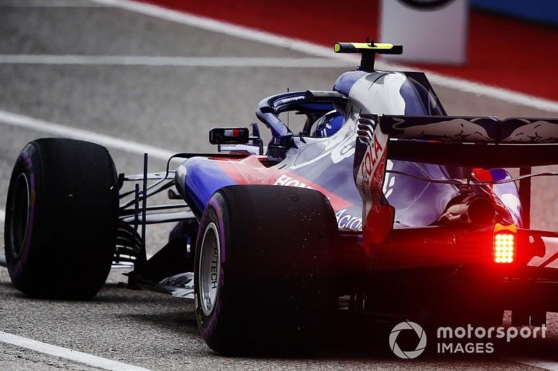 Honda вернется к старой версии двигателя, Гасли предстоит стартовать последним