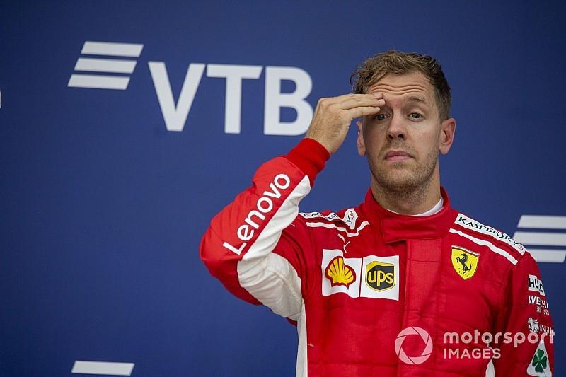 GALERIA: Os sete pecados capitais de Vettel em 2018