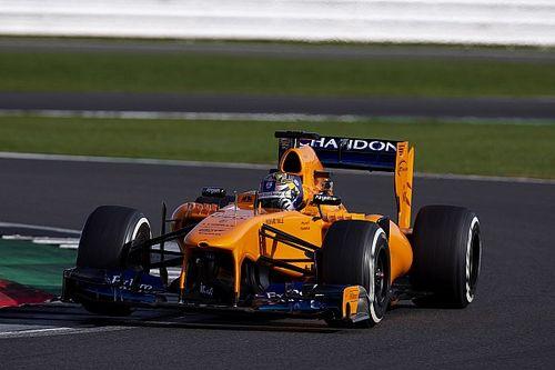 Ticktum tuvo su primera vez al volante de un F1