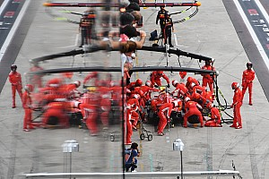 Ferrari crava melhor pit stop de 'nova era' da F1 no Brasil
