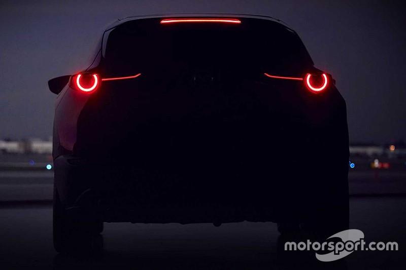 Mazda анонсувала новий компактний кросовер для автосалону в Женеві