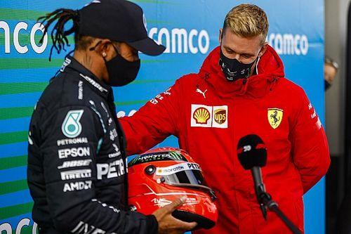 """Schumacher: """"İlk takım arkadaşımın Raikkonen olmasını isterdim"""""""