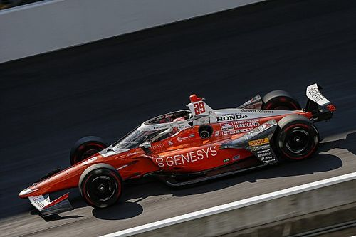 Hinchcliffe regresa a Indycar de tiempo completo con Andretti