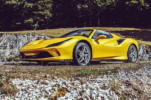 Ferrari F8 Spider, l'abbiamo provata cambiando il vostro punto di vista