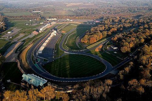 Fundraising page launched after marshal's death at Brands Hatch