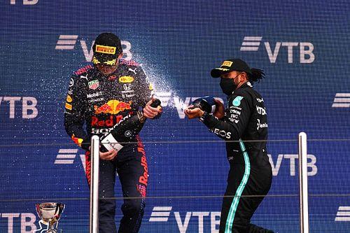 ¿Quién durmió mejor después del GP de Rusia de F1?
