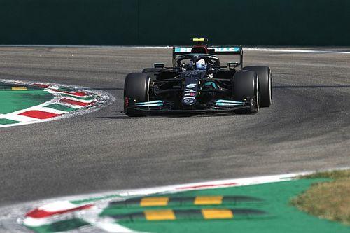 Боттас опередил Хэмилтона и Ферстаппена на FP1 в Сочи