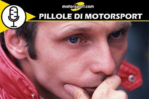 Podcast: Lauda e il 1° agosto '76, dall'Inferno al Paradiso