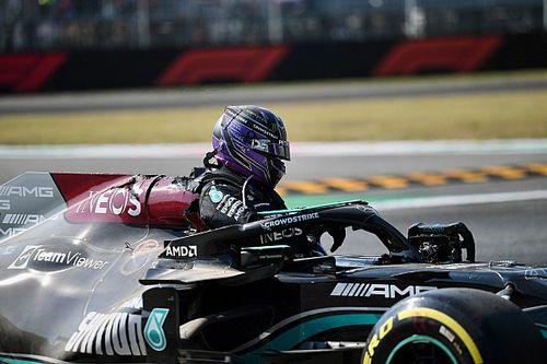 F1: Wolff diz que abandonos farão a diferença na luta pelo título