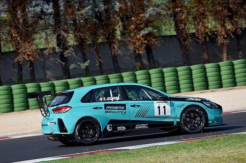 TCR Italy: Jelmini surclassa tutti in Gara 1 a Misano