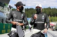 Hamilton escapes penalty, retains front-row slot