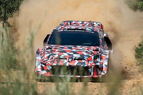 "WRC, Ogier: ""Aiuterò Toyota a sviluppare la GR Yaris Rally1"""